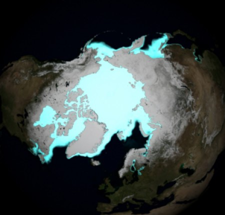 Arctic Sea Ice – The New Normal